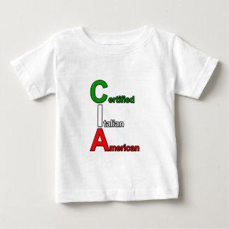 Amerikan för CIA-auktoriseraditalienare T Shirts