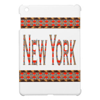 Amerikan LOWPRICES för NEWYORK NY New York Amerika iPad Mini Mobil Skydd