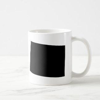 Amerikan som är statlig av Colorado Kaffemugg