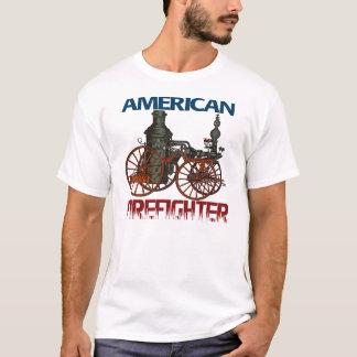 Amerikanbrandman T Shirts
