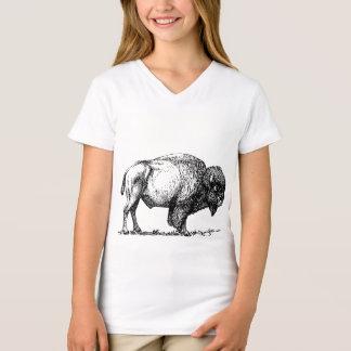 AmerikanbuffelBison Tee Shirts