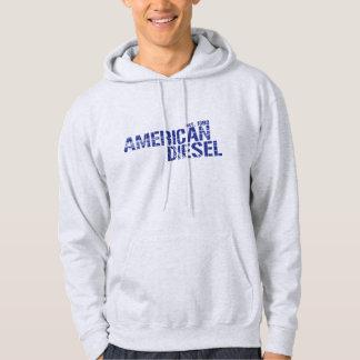 Amerikandiesel II Munkjacka