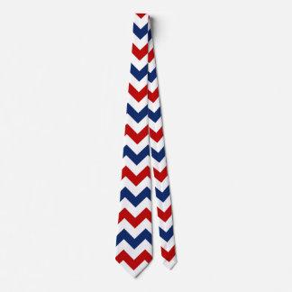 Amerikanen färgar sparrerandar slips