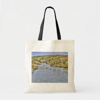 Amerikanflod II Tote Bag