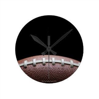 Amerikanfotboll Rund Klocka