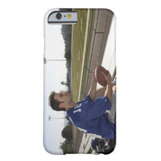 Amerikanfotbollsspelaresitta på blekarear barely there iPhone 6 fodral