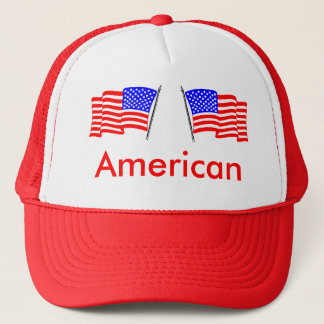 Amerikanhatt Keps