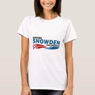 Amerikanhjälte för president tee shirt
