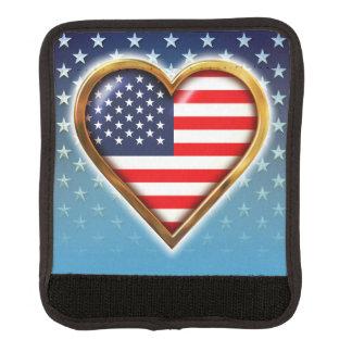 Amerikanhjärta Handtagsskydd