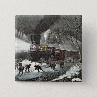 Amerikanjärnvägplats, 1871 standard kanpp fyrkantig 5.1 cm