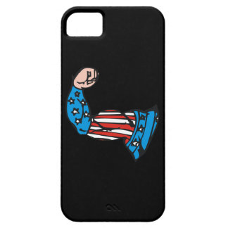 Amerikanmuskel iPhone 5 Cover