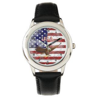 Amerikanörn Armbandsur
