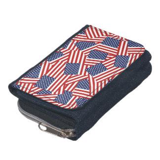 Amerikanska flaggan inspirerad design