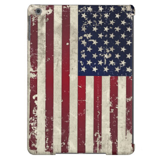 Amerikanska flaggan iPad air fodral