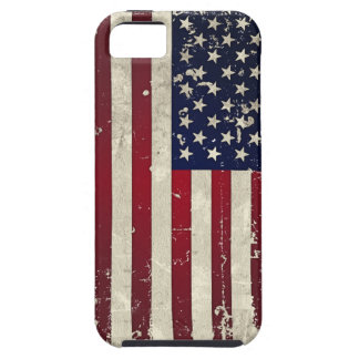 Amerikanska flaggan iPhone 5 skal