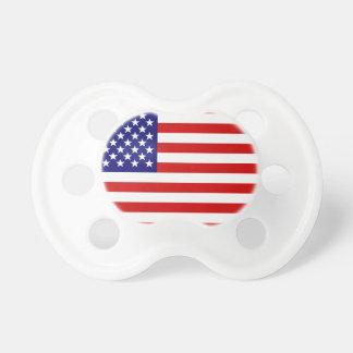Amerikanska flaggan napp