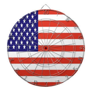 Amerikanska flaggan piltavla