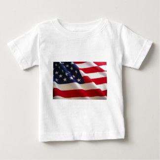 Amerikanska flaggan tshirts
