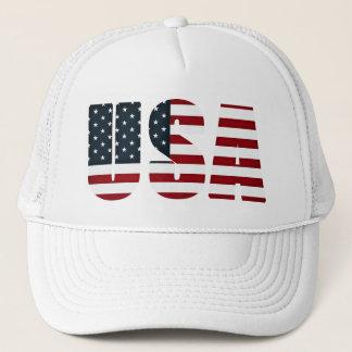 amerikanska flaggan - USA Keps