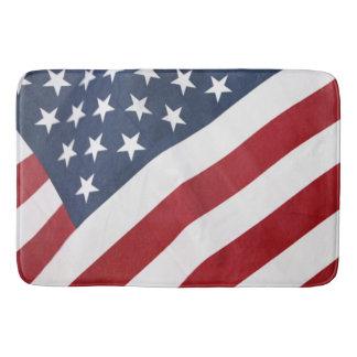 Amerikanska flagganbadmatta badrumsmatta