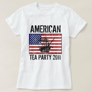 AmerikanTeaparty 2011 Tee Shirt