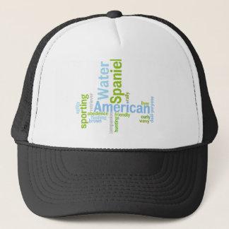 AmerikanvattenSpaniel Truckerkeps