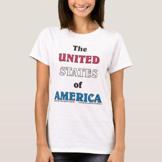 Amerikas förenta stater tee
