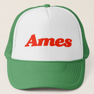 Ames truckerkeps