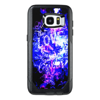 Amethyst Yule drömmar av de som älskar oss OtterBox Samsung Galaxy S7 Edge Skal