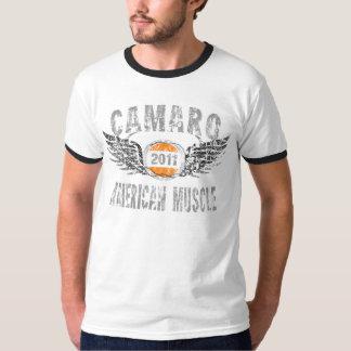 amgrfx - Camaro T-tröja 2011 Tee Shirt