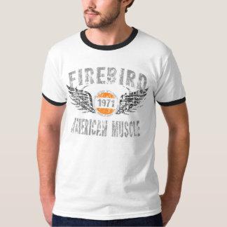 amgrfx - Firebird T-tröja 1971 T-shirt