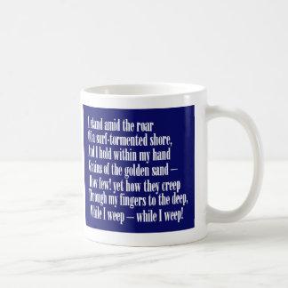 Amid vråla kaffemugg