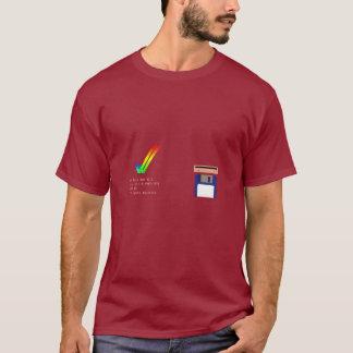 Amiga Kickstart (den Beta fotgängare) T-tröja 4,3 Tee