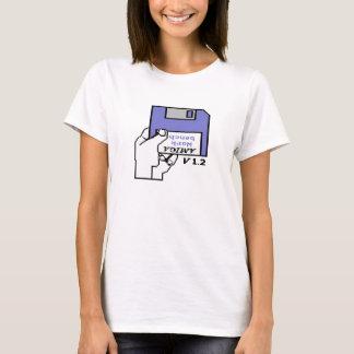 Amiga Kickstart logotypen för 1,2 känga T-shirt