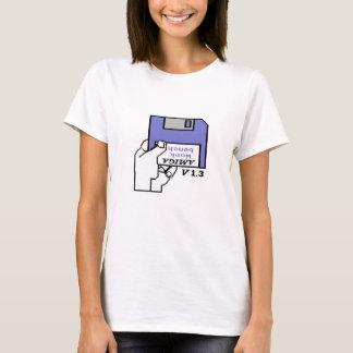 Amiga Kickstart logotypen för 1,3 känga T Shirts