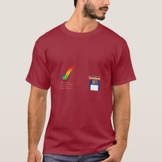 Amiga Kickstart T-tröja 3,1 (för 40,055) Tröja