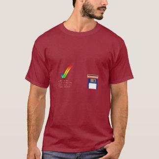 Amiga Kickstart T-tröja 3,1 (för 40,068) T-shirts