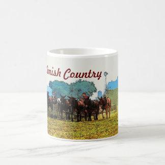 Amish bondemugg kaffemugg
