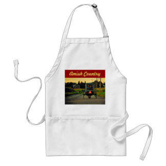 Amish Buggyförkläde Förkläde