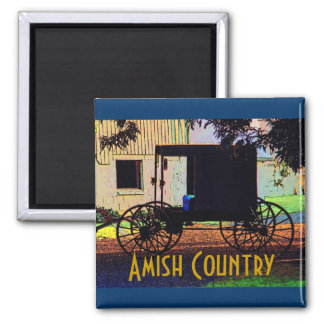 Amish Buggymagnet Magnet