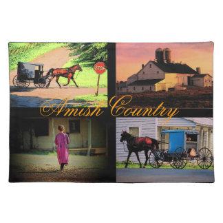 Amish landbordstablett bordstablett