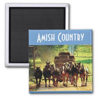 Amish landmagnet magnet