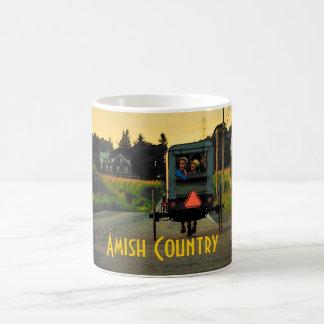 Amish landmugg kaffemugg