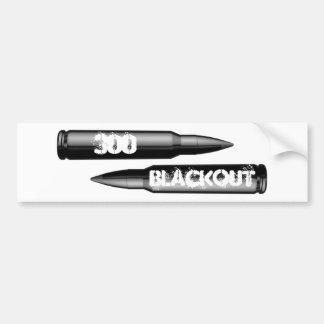 Ammo för 300 blackout bildekal