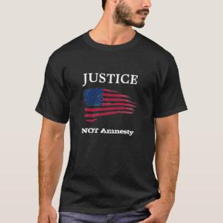Amnesti för rättvisa inte tee shirts