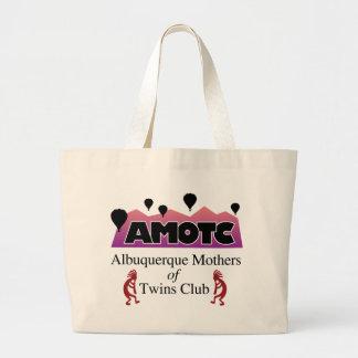 AMOTC - Albuquerque mor av twillingarklubben Jumbo Tygkasse