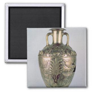 Amphora sent 4th århundrade BC Magnet