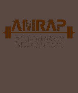 AMRAP - Oförskräckt Tee Shirt