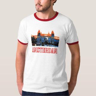amsterdam castel tee shirt