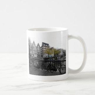 Amsterdam gata kaffemugg